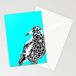 Minty Magpie Stationery Cards