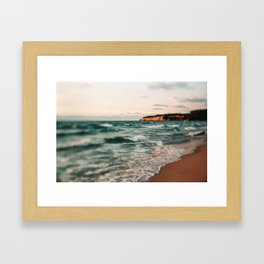 Northern Sun Framed Art Print
