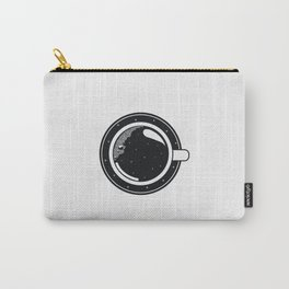 Cup of coffee with stars Carry-All Pouch