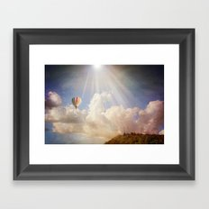 Dreams of Light Framed Art Print