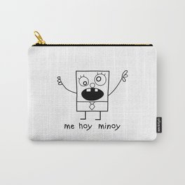Me Hoy Minoy Carry-All Pouch