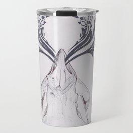 Stamped Travel Mug
