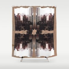 Vanished Shower Curtain