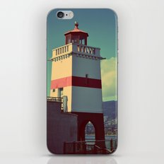 light on a shore iPhone & iPod Skin