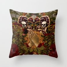 Pray Throw Pillow