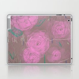 Dusty Rose - Digital artwork Laptop & iPad Skin
