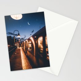 Marcy Station Stationery Cards
