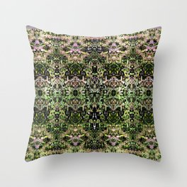 Pattern Au Naturel Throw Pillow