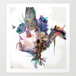 Jnani Art Print