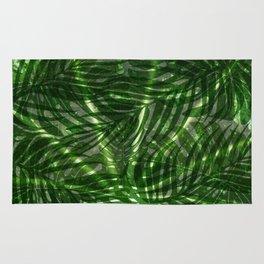 Leaves V10WL Rug