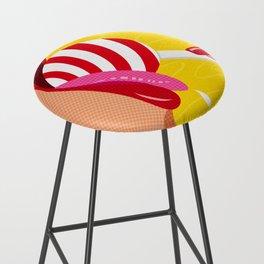 Lollipop Bar Stool