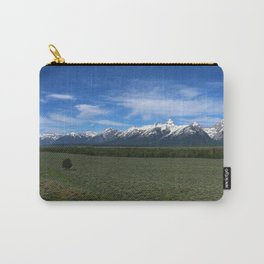 Beautiful Wyoming Landscape Carry-All Pouch