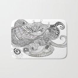 Cephalopod Bath Mat