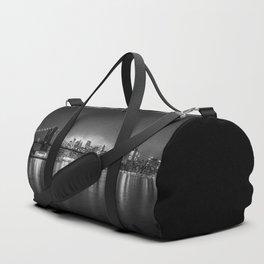 Bright Lights of New York Duffle Bag