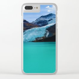 Berg Glacier in Mount Robson Provincial Park BC Clear iPhone Case