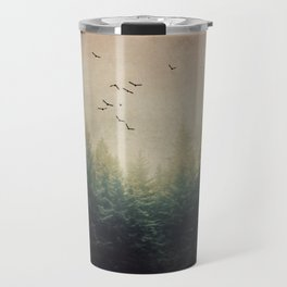 The Forest's Voice Travel Mug