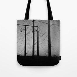 Luossavaara Tote Bag
