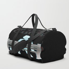 Forrest On The Bench Duffle Bag