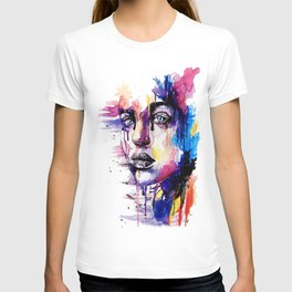 Colored soul T-shirt