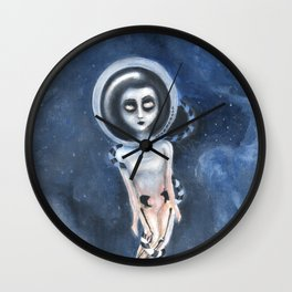 Lost out of the dream Wall Clock