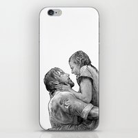 notebook iPhone & iPod Skins featuring notebook by BzPortraits