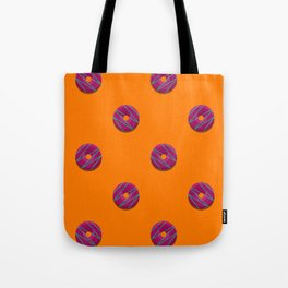 Jazzberry Tote Bag