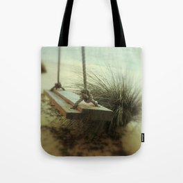 Beach Swing Tote Bag
