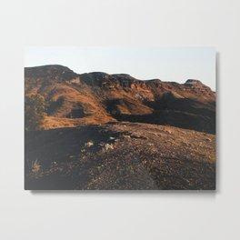 Mt Chambers Metal Print