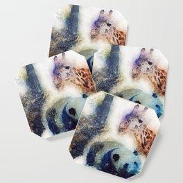 Animals Painting Coaster