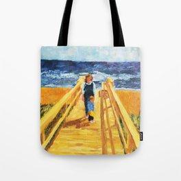 Beach Day Tote Bag