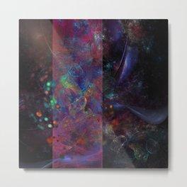 Modified - Color it Metal Print