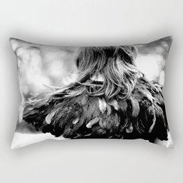 Overlooked Rectangular Pillow