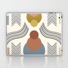 Abstract Modern Geometric 2 #society6 #decor #buyart #artprint Laptop & iPad Skin