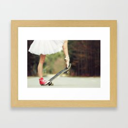 Ballerina Project XVI Framed Art Print