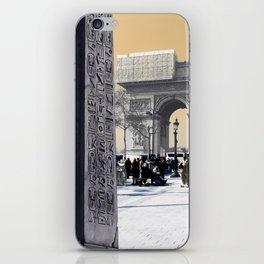 n1fx iPhone Skin