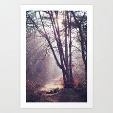 Wanderings Art Print