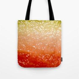 Watermelon Ombre Tote Bag