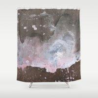 kitchen Shower Curtains featuring Star Kitchen by Motif Mondial