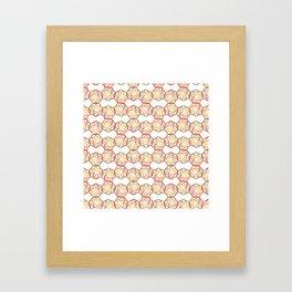 Venus Rising, 2280b Framed Art Print