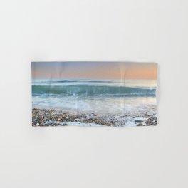 """""""Looking at the waves III"""" Sea dreams Hand & Bath Towel"""