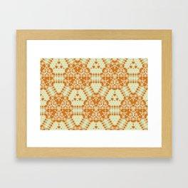 That's Grate Framed Art Print