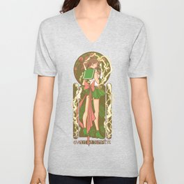 Before the Storm - Sailor Jupiter nouveau Unisex V-Neck