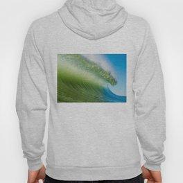 BlueGreen Wave Hoody