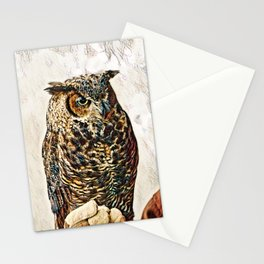 Tiger Of The Air Stationery Cards