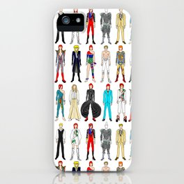 Heroes Circle Group iPhone Case