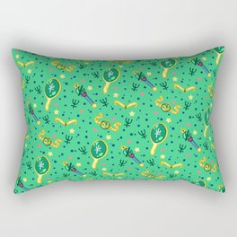 Sailor Neptune Pattern / Sailor Moon Rectangular Pillow