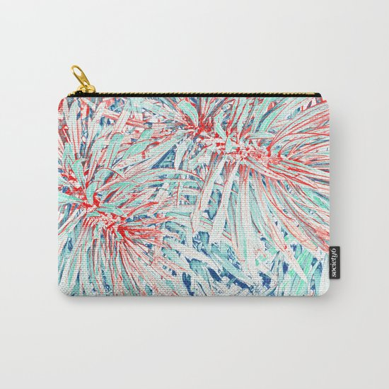 Tropical abstract(12) Carry-All Pouch