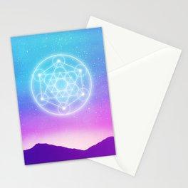 Sacred Geometry (Metatron) Stationery Cards