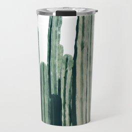 Cactus Line Travel Mug