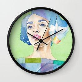Mary Jackson Hidden Figures Wall Clock